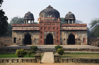 インド デリー フマユーン廟 イーサー・ハーン・モスク