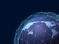 地球を取り囲むネットワーク