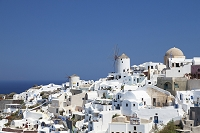 ギリシャ サントリーニ島 イアの町