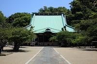 神奈川県 光明寺 大殿