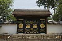 京都府 醍醐寺 三宝院 唐門