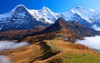 スイス アルプス山脈