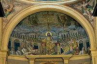 イタリア サンタ・プデンツィアーナ聖堂