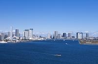 東京都 豊洲方面を望む