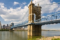 アメリカ合衆国 ジョン・A・ローブリング橋