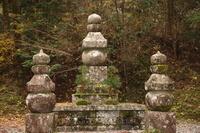 和歌山 高野山 奥の院 豊臣秀吉の墓