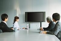 テレビ会議のイメージ