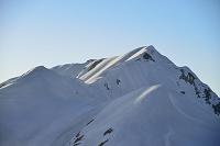 立山の春 奥大日岳