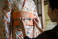 着物の着付け 日本の文化