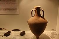 ブルガリア カザンラク トラキア人の墳墓 出土品展示