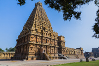 インド ブリハディーシュワラ寺院