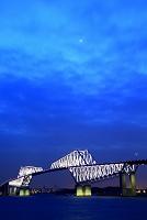 東京都 東京ゲートブリッジ 夕景