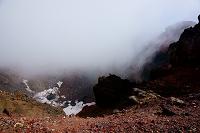 静岡県 富士山頂火口