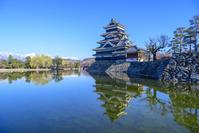 長野県 国宝松本城