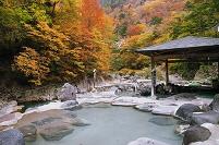 栃木県 女夫淵温泉