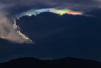 タイ王国 彩雲