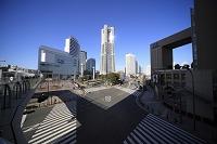 神奈川県 横浜市 桜木町駅前