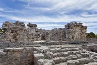 メキシコ トゥルム遺跡