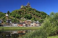 ドイツ コッヘム モーゼル川と町並み