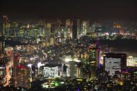 東京都 都市の夜景