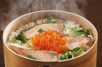 わっぱ飯(鮭)