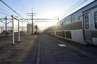 群馬県 高崎線 倉賀野駅