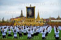 タイ・故プミポン前国王 死去から4年