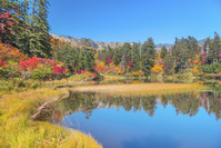 北海道 大雪山高原沼めぐり