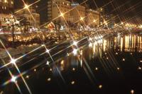 北海道 小樽の夜を照らす小樽雪あかりの路