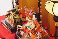 ひな人形 日本の文化