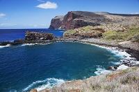 ハワイ ラナイ島 シャークフィンロックと南岸