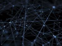 リンクし合うネットワーク線
