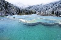 中国 争艶彩池