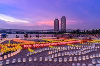 東京都 お台場 海の灯まつり
