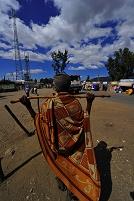 エチオピア ラリベラ 街角