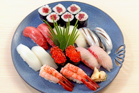 江戸前にぎり寿司 和食