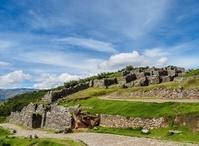 ペルー クスコ サクサイワマン遺跡
