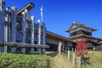 愛知県 城跡公園 足助城
