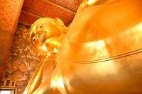 タイ ワット・ポーの涅槃仏