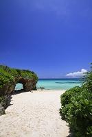 沖縄県 宮古島の海 砂山ビーチ