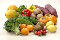 ビタミンCを多く含む食材
