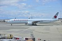 カナダ バンクーバー AIRCANADA B777-300ER