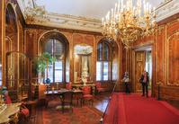 オーストリア ウィーン シェーンブルン宮殿/謁見の間