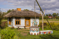 ポーランド ザリピエ村