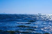 千葉県 稲毛の海