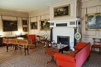 イギリス キュー宮殿 女王の客間