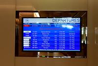 ロサンゼルス国際空港 出発案内