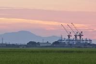 新潟県 新潟市 南区 タワークレーン