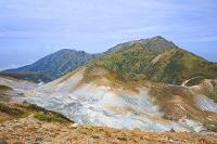 富山県 奥大日岳