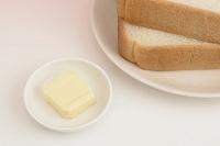 食パンに添えられたバター
